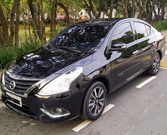 Nissan Versa 1.6 16v S 4p 2019
