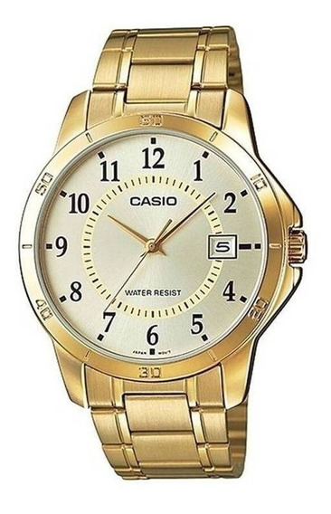 Relógio Casio Analógico Mtp-v004g-9budf