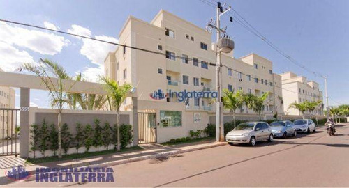 Apartamento À Venda, 56 M² Por R$ 225.000,00 - Jardim Morumbi - Londrina/pr - Ap0051