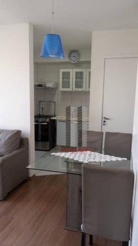 Apartamento Com 2 Dormitórios À Venda, 55 M² Por R$ 400.000 - Vila Prudente - São Paulo/sp - Ap2811