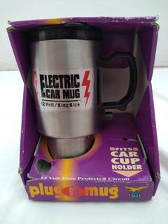 Taza De Café Eléctrica Para Auto Marca Eagle Flask Usa
