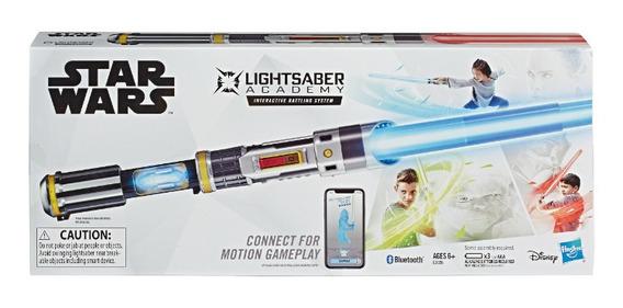 Star Wars Sable De Luz Electrónico De Juguete Lightsaber Aca