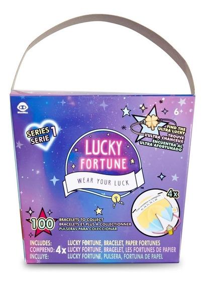 4 Lucky Fortune Pulseras Bff Galletas De La Suerte Sorpresa