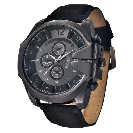 Relógio Masculino Esportivo Xi Men Preto Promoção!!!