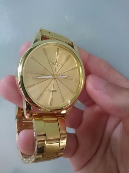 Promoção Relógio Masculino De Luxo Á Prova D