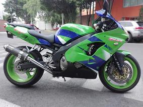 Ninja Zx9r Kawasaki Super Conservada Unica Por Su Estado