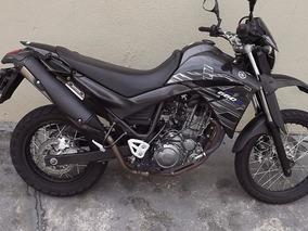 Yamaha Xt 660r 2009 Preta