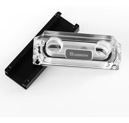 Bloco Watercooler P/ Pc Gamer Msi Pro Carbon Aorus Ssd Nvme Samsung Evo 970 M2 Waterblock Core I9 I7 I5 I3 9900k