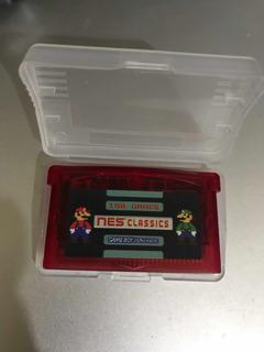150 Juegos Clásicos De Nes Para Gameboy Advance Gba