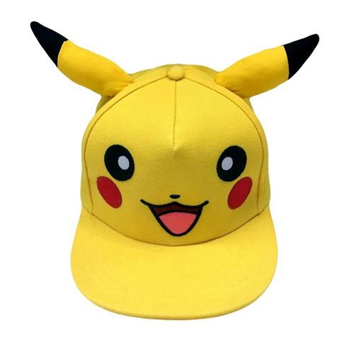 Punpunia - Gorra Pikachu Con Orejas