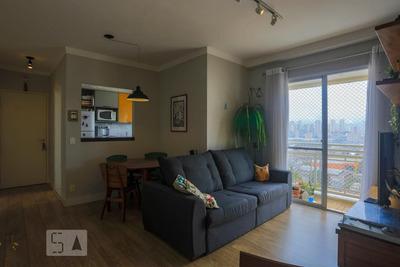 Apartamento No 13º Andar Com 2 Dormitórios E 1 Garagem - Id: 892907607 - 207607