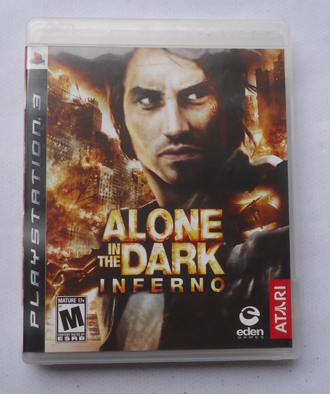 Alone In The Dark Inferno Ps3 ** Frete Gratis Leia