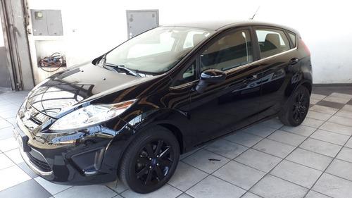 Ford Fiesta Se 1.6 Flex 77.000 Km 2012 Preto