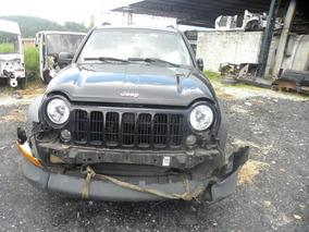 Sucata Jeep Cherokee 3.7 Sport Liberty Aut. 5p