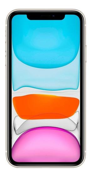 Apple iPhone 11 Dual SIM 128 GB Branco 4 GB RAM