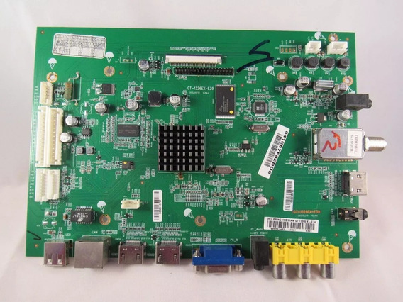 Placa Principal De Tv Cce Ln39g Cod. Gt-1326ex-e39