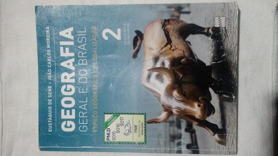 Livro De Geografia Geral E Do Brasil, Volume 2