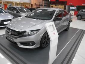 Honda Civic 2.0 Sport Flex Aut. 4p 2018 0km Pronta Entrega