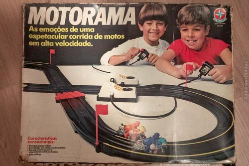 Motorama Estrela Década 80