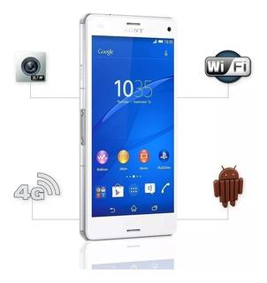 Sony Xperia Z3 Compact Android 6 4g (original) Com Brinde