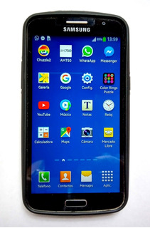 Samsung Galaxy Grand 2 + Funda`+ 2 Baterias Nuevas +cargador