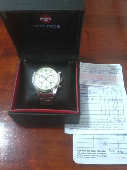 Relógio Technos Masculino Classic Grandtech Js25ac/1x