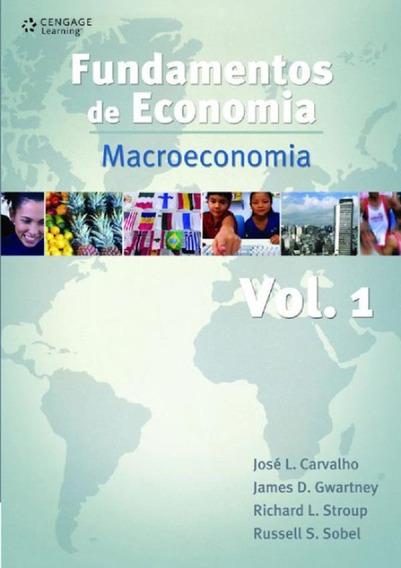Fundamentos De Economia - Macroeconomia - Vol. 1