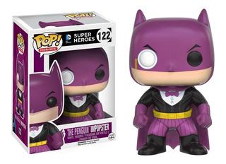 Funko Pop El Pingüino Impostor 122 Batman - The Penguin