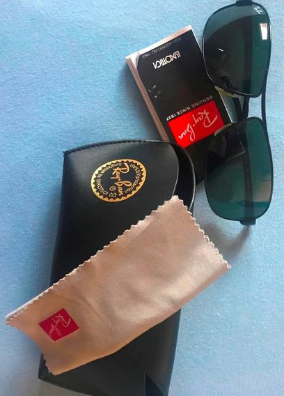 Óculos Ray-ban Demolidor, Lente Anti Risco E Proteção Uv 400