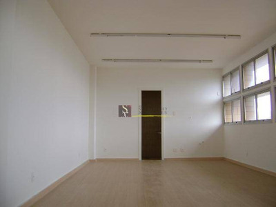 Sala Comercial Para Locação, . - Sa0137