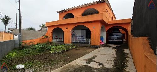 Imagem 1 de 15 de Casa Para Venda Em Mongaguá, Balneário Flórida Mirim, 5 Dormitórios, 1 Suíte, 3 Banheiros, 5 Vagas - 835_1-1600830