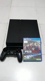 Playstation 4 500gb (1 Joystick, 5 Juegos) Leer Descripción.