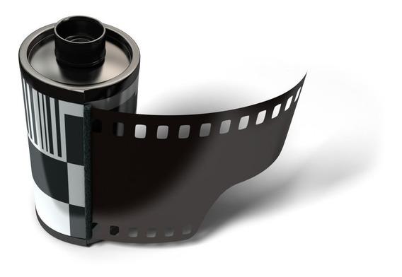 Revelação Profissional - 3 Filmes 24 Poses + 2 De 36 Poses