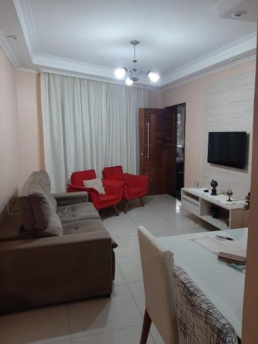 Imagem 1 de 16 de Sobrado Com 02 Dormitórios E 156 M² A Venda No Jardim Monjolo, São Paulo | Sp. - Sb483296v
