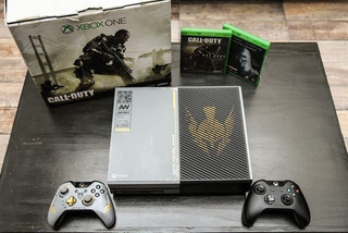 Xbox One Edicion Limitada Project Anvil Call Of Duty