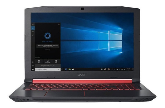 Notebook Gamer Acer Intel Core I7-7700hq 8gb 1tb Placa Gtx 1