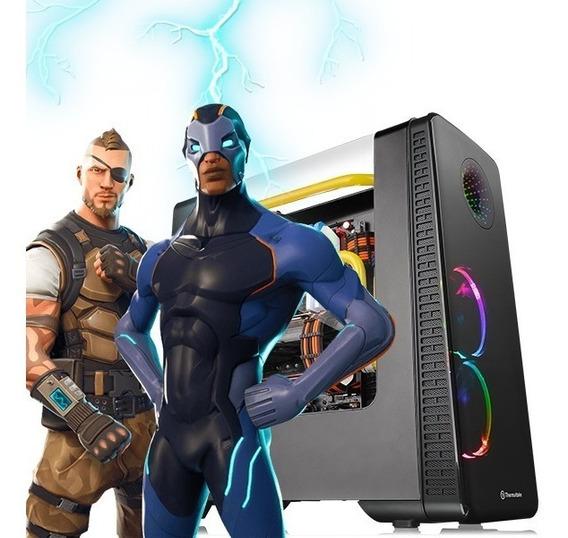 Pc Gamer Amd 10 Nucleos A8 9600 Ssd 120gb 8gb Geforce 1030