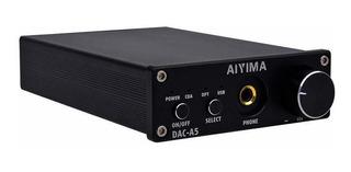 Aiyima Dac Convertidor 24bit / 192khz Digital Audio Converte