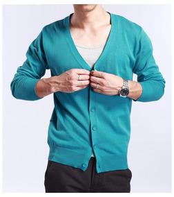 Cardigan Masculino - Tricot - Blusa Inverno