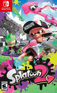 ..:: Splatoon 2 Para Nintendo Switch ::.. En Game Center