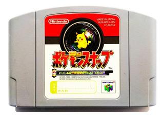 Pokemon Snap Japones N64 - Nintendo 64