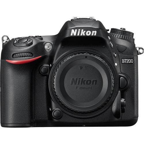 Câmera Nikon D7200 Dslr (corpo)