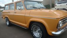 Chevrolet/gm Veraneio Placa Preta