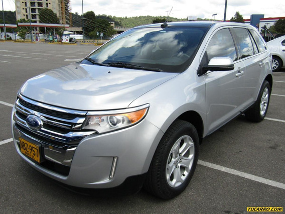 Ford Edge Limited Tp 3500cc Aa 4x4 Ct