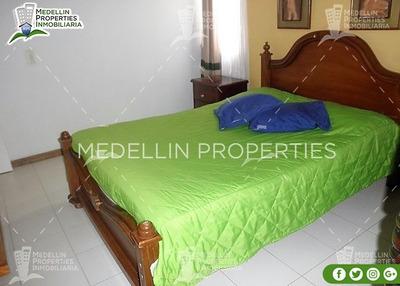 Apartamentos Amoblados Economicos En Medellín Cód: 4284