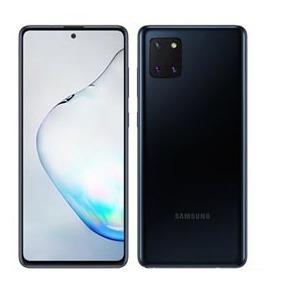 Samsung Galaxy Note 10 Lite Preto 6,7 128gb -sm-n770fzkjzto