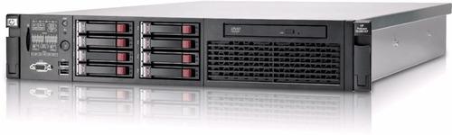 Servidor Hp Proliant Dl380 G7 2 Xeon Quad Core 16 Gb 600 Gb