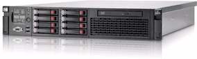 Servidor Hp Proliant Dl380 G7 2 Xeon Quad Core 8 Gb 600 Gb