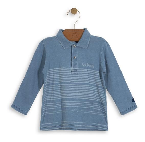 Camisa Polo Bebê Up Baby