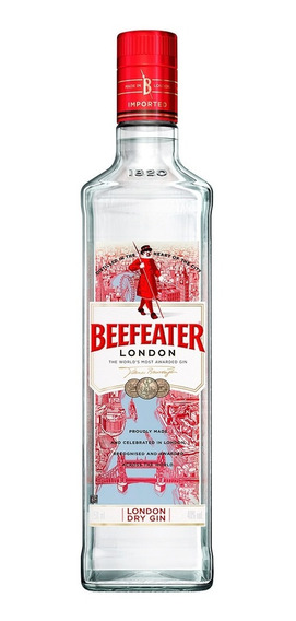 Beefeater London Dry Gin Botella De 1 L